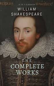 FREE Kindle collection - The Complete works of William Shakespeare