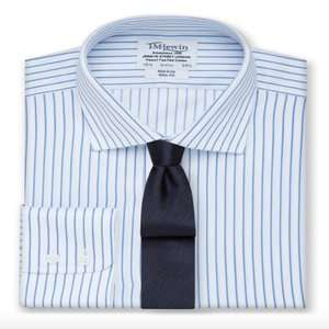 TM Lewin Shirts from £13.50 w/ code 10SALE + Free £5 voucher with c+c @ TM Lewin