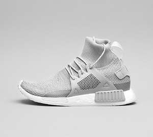 adidas Originals NMD XR1 Winter Trainer | Grey Two / White Now £59.99 @ Footasylum