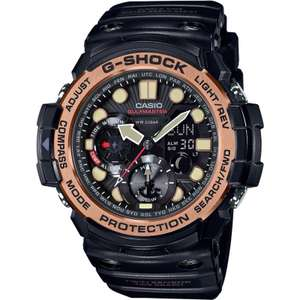 Casio Mens G-Shock Watch Gulfmaster £123 (with code) from watches2u