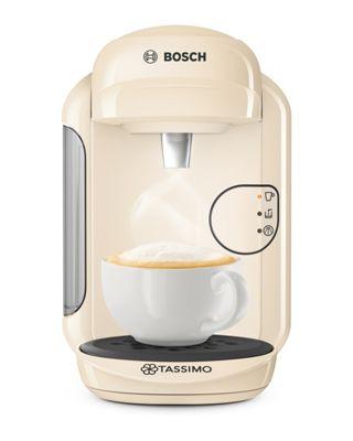Tassimo by Bosch - Cream 'Vivy 2' multi-beverage machine TAS1407GB £45 @ Debenhams