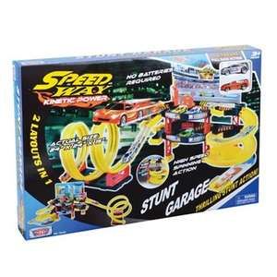Motormax - Stunt Garage Playset £8.50 @ Debenhams - £2 c&c