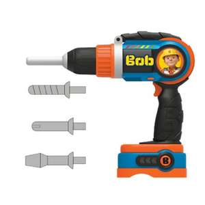 Bob the Builder - Electronic power drill £8 @ Debenhams - £2 c&c