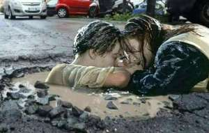 Claim for damage to your vehicle from Potholes / Damaged roads