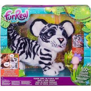 Furreal Ivory the Tiger 50% off at Toys R Us. Instores.