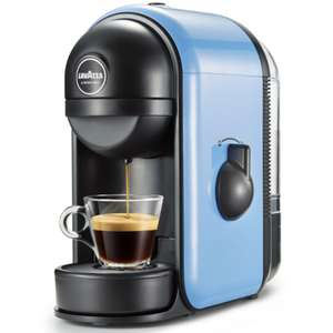 Lavazza Minù Pod Coffee Machine - Blue now £25.49 C+C with code @ Robert Dyas