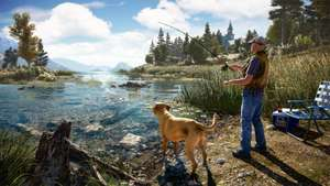 Far Cry 5 uPlay key (w/ code) £36.74 w/ card (£38.35 w/ paypal) @ Voidu