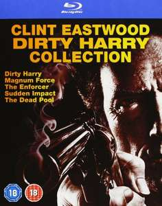 Dirty Harry Collection Blu-ray £14.99 / £15.98 delivered @ Zavvi