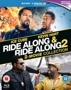 Ride along 1 and 2 Blu-ray £7.99 / £8.98 delivered @ Zavvi