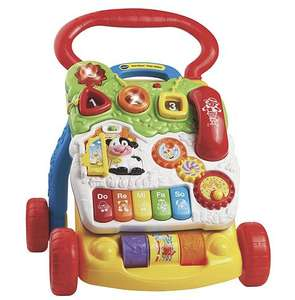 VTech First Steps Baby Walker - £16.50 @ Tesco Direct