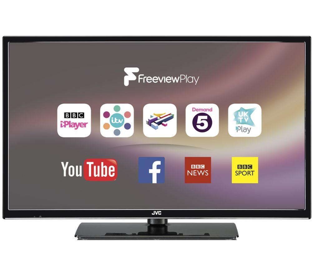 "Smart tv JVC LT-32C672 32"" £169 @ Currys"