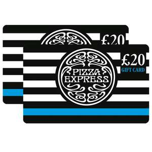 £120 of Pizza Express Giftcards (6 x £20) for £90 @ Costco with code SAVE15