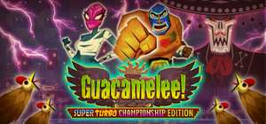 Guacamelee! Super Turbo Championship Edition £1.14 (Steam)