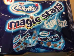 Multipack 10 fun size milky way magic stars £1 at poundland