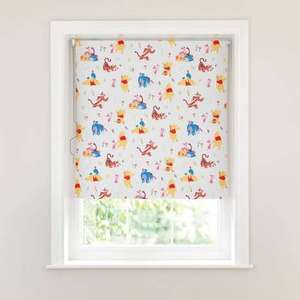 Disney Winnie the Pooh Blackout Cordless Roller Blind - £14 free C&C @ Dunelm