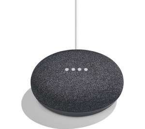 Google Home Mini @ Currys/ PC World (free delivery/C&C) - £34
