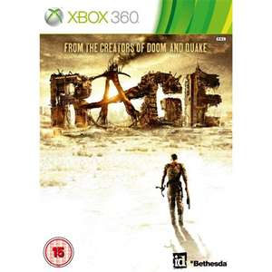 Preowned (Xbox 360/Xbox One) - RAGE £1.00 / Blue Dragon £4.00 / Escape Dead Island £0.50 @ CeX (+ £1.50 per item if delivered)
