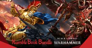 Humble Book Bundle: Tales from the Worlds of Warhammer 71p