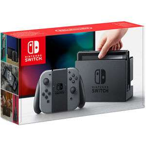 Nintendo Switch Grey £215.50 @ Tesco eBay using eBay US discount