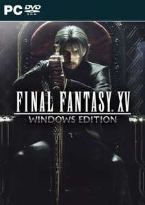 Final Fantasy XV 15 Windows Edition PC £25.99 @ CD Keys
