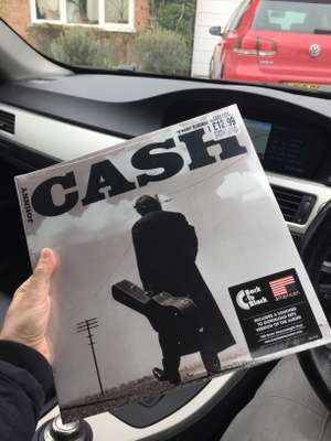 The Legend of Johnny Cash (Vinyl) / £12.99 PureHMV Members @ HMV