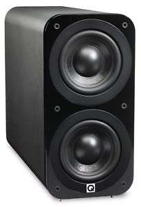 Q Acoustics 3070s Subwoofer BGRADE Graded Stock-GRADE 2 Black Leatherette - £99 @ eBay (seller Armour_outlet)
