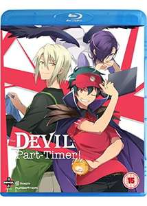 The Devil Is A Part-Timer: Complete Collection (Blu-ray) £5.99 delivered @ Base