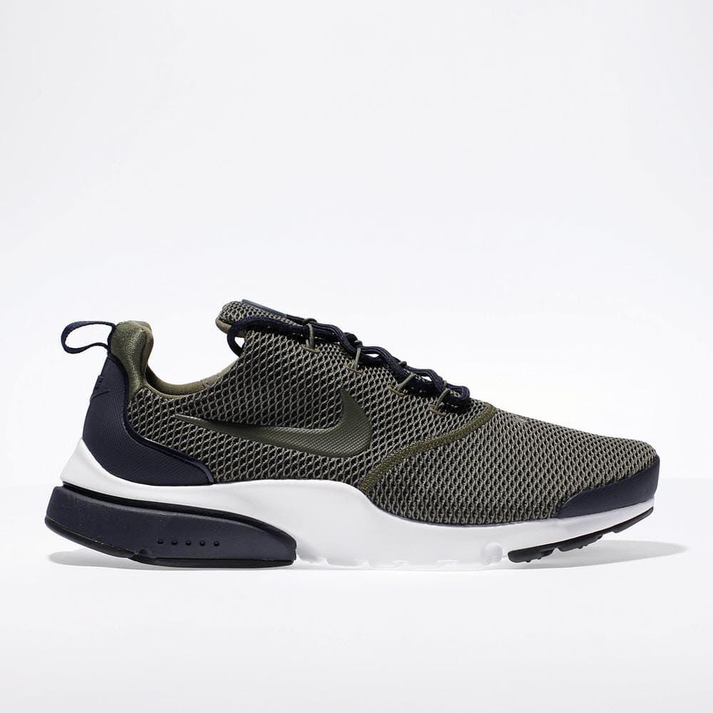 Mens Nike khaki air presto ultra se trainers £49.99 Free delivery @ Schuh