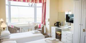 2-night stay for 2 Adults: Ribble Estuary (The Chadwick Hotel) with 3 Course Dinner (first night, worth £38), Full English Breakfast (both days), Indoor Pool & Jacuzzi only £99 per couple at TravelZoo
