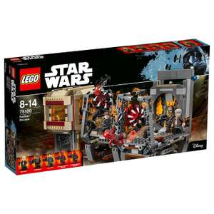 42% off LEGO Star Wars 75180 Rathtar Escape at John Lewis - £48.99