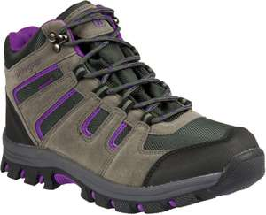 Hi Gear Kinder WP Women's Walking Boots - £17 @ Go Outdoors (free C&C) (Size 4)