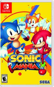 Sonic Mania Plus (Pre Order) £24.95 @ Coolshop