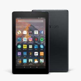 Amazon Kindle Fire 7 8gb w/ Alexa (Black) Click & Collect @ Maplins - £34.99