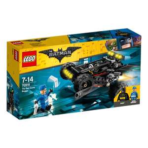 LEGO 70918 Batman Movie The Bat-Dune Buggy £12.99 @ Smyths