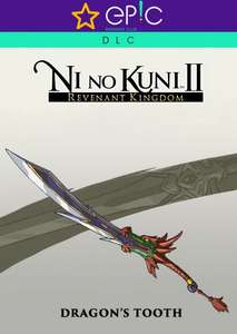 Ni No Kuni II Dragon Tooth Sword EXCLUSIVE DLC Free