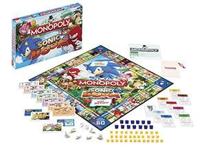 Sonic boom monopoly £11.44 Prime £16.43 non prime Sold by Leisurezone and Fulfilled by Amazon.