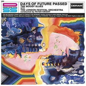 Days of future passed 5.1 surround at Amazon for £8.99 Prime (£10.98 non Prime)