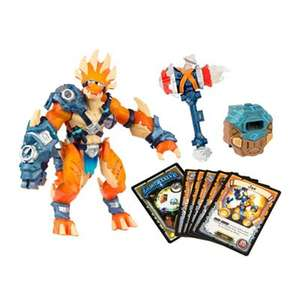 Lightseekers Tyrax starter pack- includes fusion core minicomputer £15 was £75 @ Debenhams