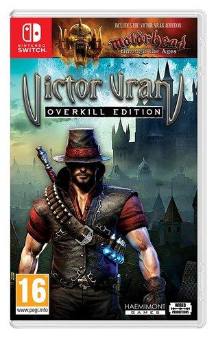 (PRE-ORDER) Victor Vran Overkill Edition (Nintendo-Switch) - £31.85 @ ShopTo