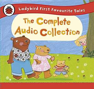 Ladybird First Favourite Tales: The Complete Audio Collection - £4.99 (Prime) £7.98 (Non Prime) @ Amazon