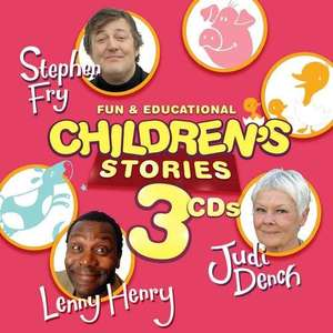 Children's CD Box Set: Fun and Educational - £8.75 Delivered @ Amazon / sold by Oxfam Goodge Street