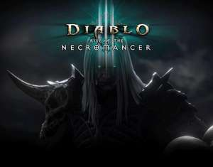 [PC/Mac] Diablo III: Rise of the Necromancer DLC - £8.49 - Blizzard Store