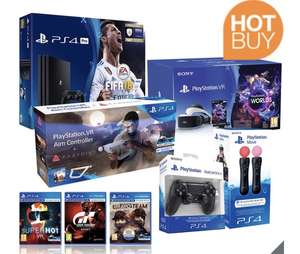 PS4 Pro & VR Mega Bundle £749.89 @ Costco online