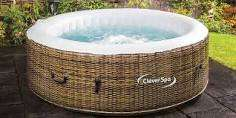 CleverSpa Bondi Inflatable Hot Tub - £399.99 @ The Range
