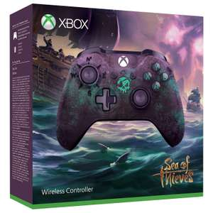 Microsoft Xbox One Sea of Thieves Wireless Controller £52.00 delivered @ John Lewis