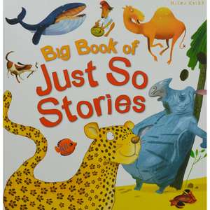 Big Book Of Just So Stories Format:  Hardback - £3.50 C&C @ The Works