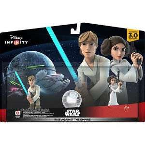 Disney Infinity Star Wars Rise Against the Empire Playset - £2 @ Poundland