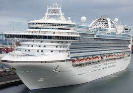 Military & ex Military Cruise on board spend carvinal cruise group up to $250 @ Princess Cruises