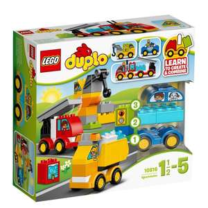 LEGO Duplo 10816 My First Cars and Trucks £9.99 @ Smyths