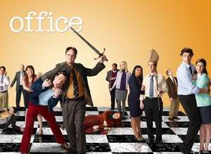 The Office US Complete Series £15.99 @ Google Play
